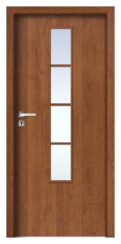 Hervorragend Laminat Türen mit CELL- und CPL-Folien - Castore Innen Türen KF74