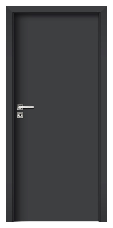 Standard 10 CPL Innentür Dunkel grau
