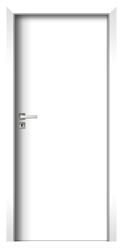 Standard 10 CPL Innentür Weiss